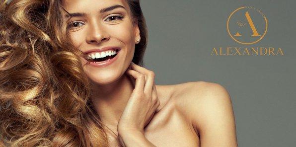 Скидки до 65% на услуги для волос салона «Александра»
