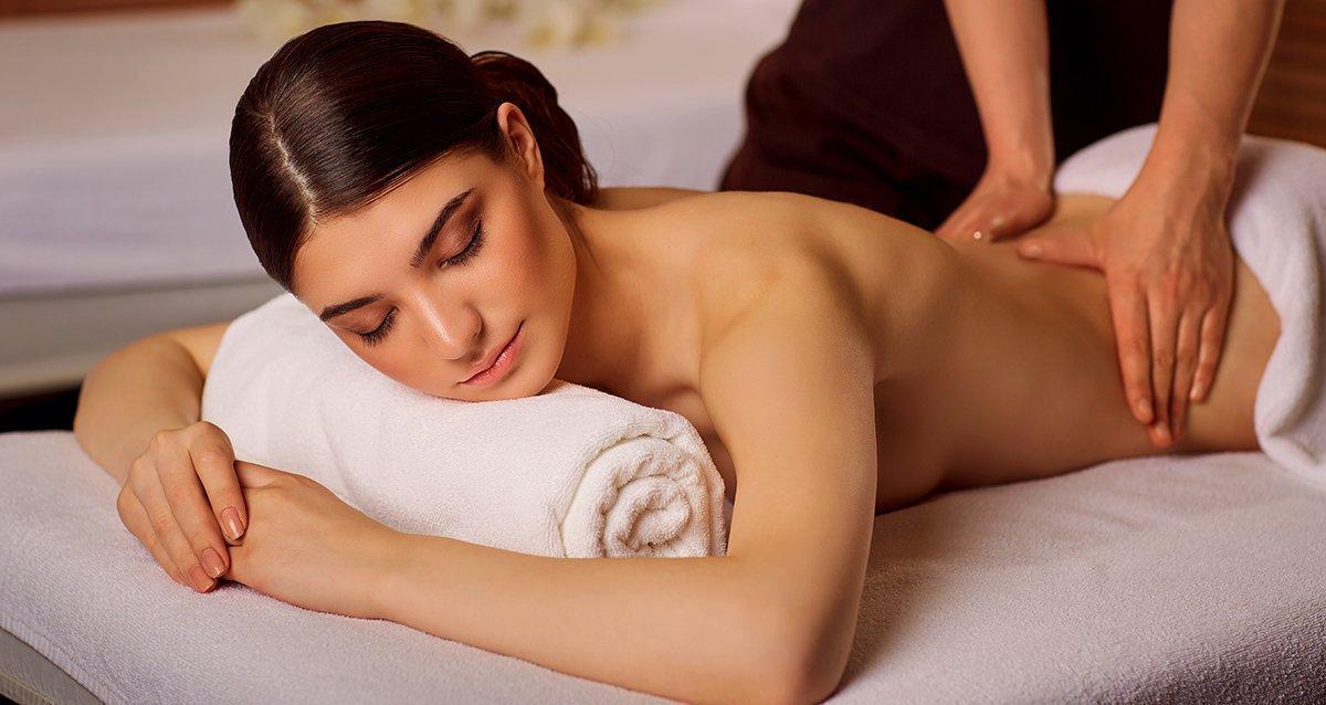 Скидки до 75% на массаж  в салоне KAL1NA