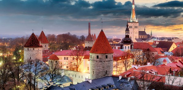 Скидки до 22% на туры в Таллин и Санкт-Петербург
