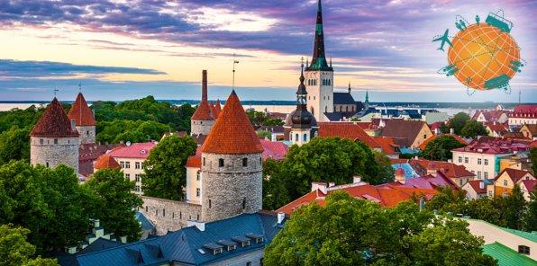 Скидки до 30% на тур в Таллин