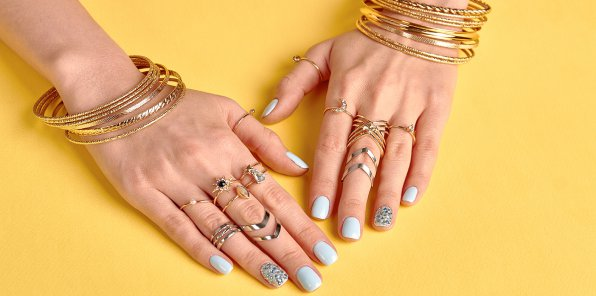 Скидки до 57% на услуги студии маникюра SPLETNI nails