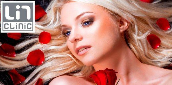 Скидки до 50% на косметологию в «ЛинКлиник»