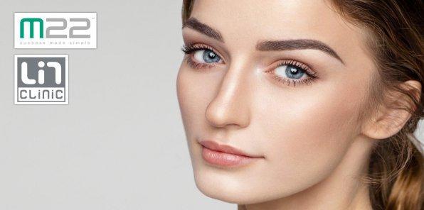 Lumenis M22 — идеальное лицо в любом возрасте! Скидки до 40%