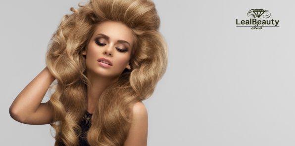 Скидки до 77% на услуги для волос в Leal Beauty Studio