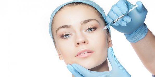 Скидки до 80% на пилинги и инъекционную косметологию