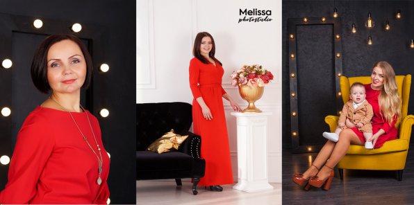 Скидки до 90% на съемку от интерьерной фотостудии «МЕЛИССА»