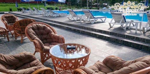 Скидка 45% на проживание в эко-отеле