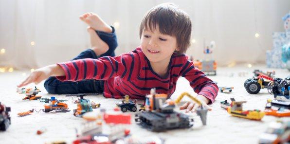 Скидки до 50% от детского игрового центра «ЛегоИгры»