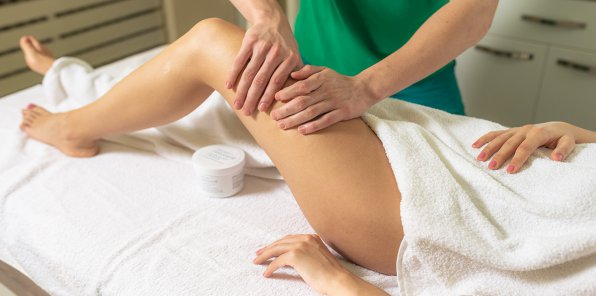 Скидки до 72% на массаж и обертывания