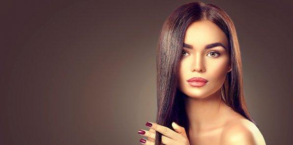 Скидки до 80% на окрашивание волос в салоне LuxeHair