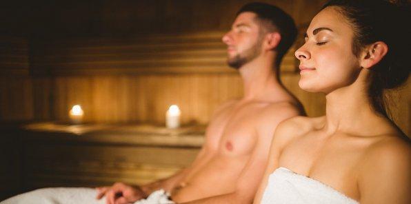 Скидка 50% в бане на дровах «В Горелово»