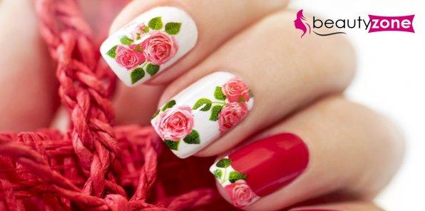 Скидки до 63% на ногтевой сервис в студии Beauty Zone на Тверской