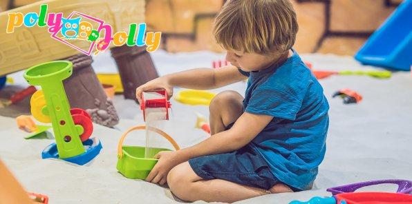 Скидки до 50% от интерактивно-развлекательного детского центра PolyJolly
