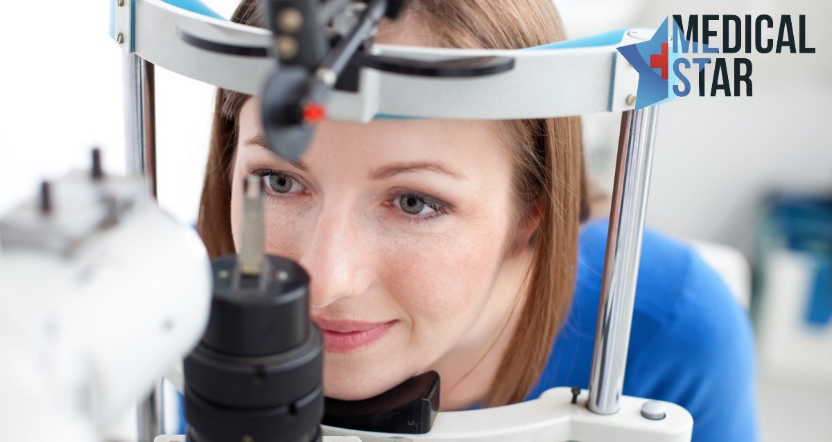 Скидка 70% на офтальмологическое обследование