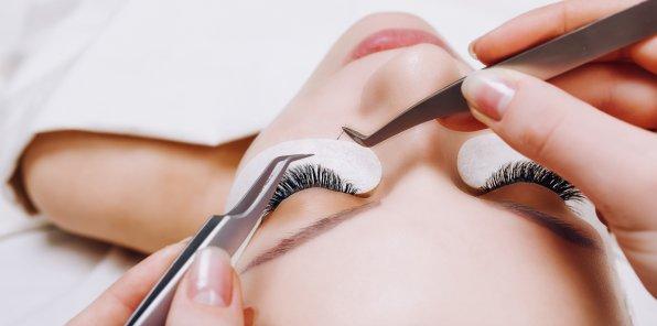Скидки до 63% на услуги для бровей и ресниц в Star Beauty