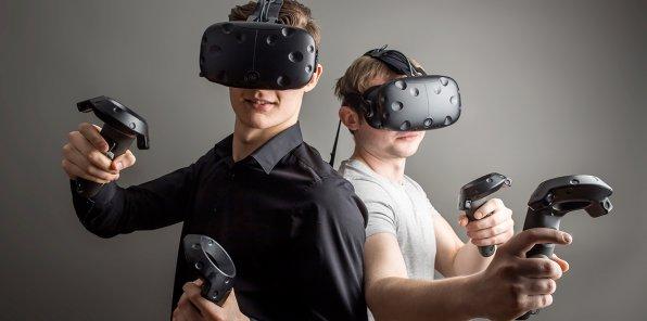 Скидка 50% от клуба виртуальной реальности Virtual Park OZ