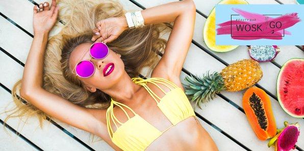 Скидки до 77% на эпиляцию диодным лазером в салоне Beauty Bar Wosk&Go