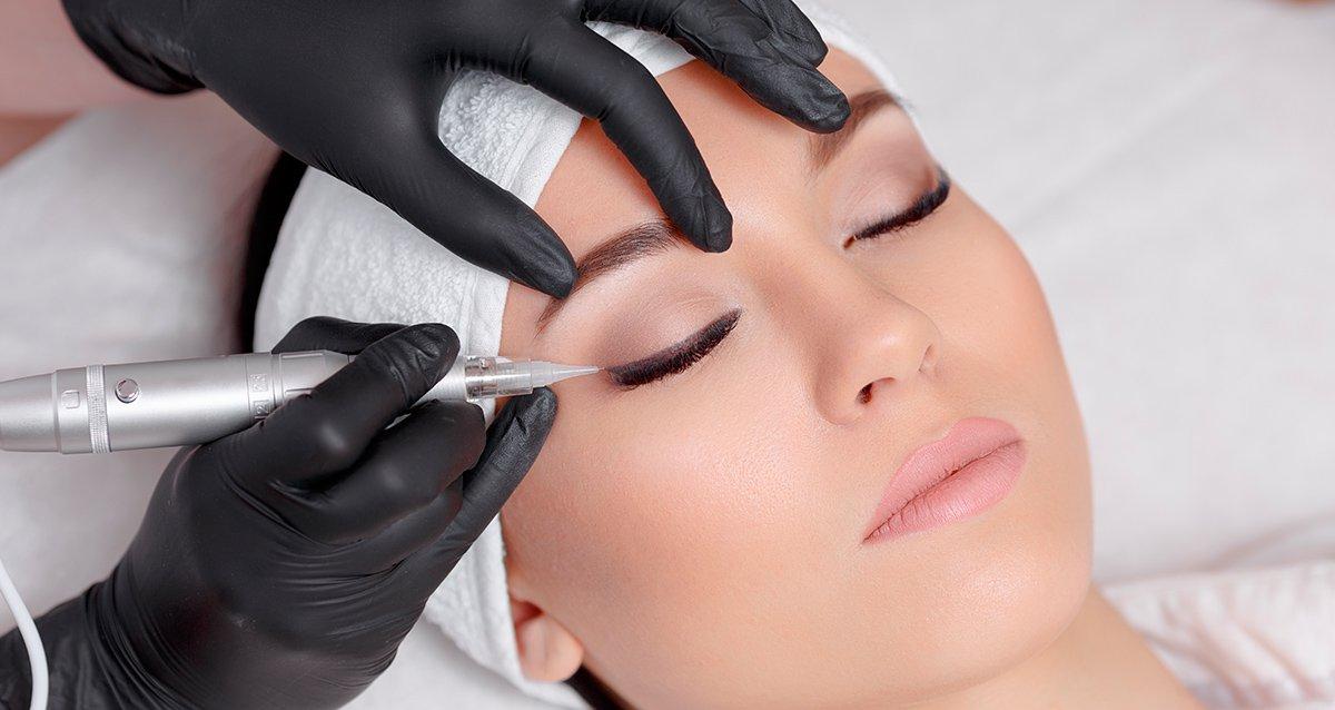 Скидки до 90% на перманентный макияж в салоне Endi
