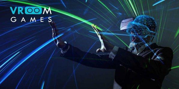 Скидка 40% на игру в виртуальной реальности