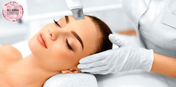 Скидки до 81% на косметологию в студии «Allanda Кирочная»