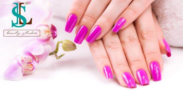 Скидки до 55% на ногтевой сервис в салоне красоты LS Beauty Studio