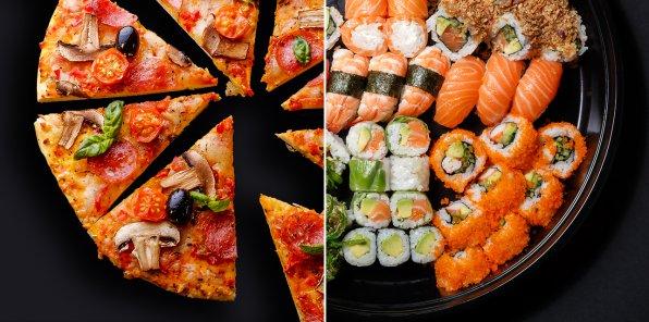 Скидки до 50% в Aperoll Restobar️️ и ресторане «Ямамото Night»