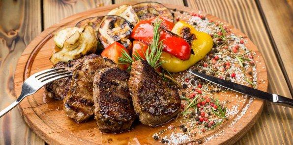 Скидка 40% на все в ресторане «Три перца»