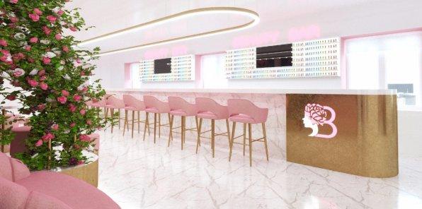 Скидки до 69% на ногтевой сервис в Bloom Beauty Bar