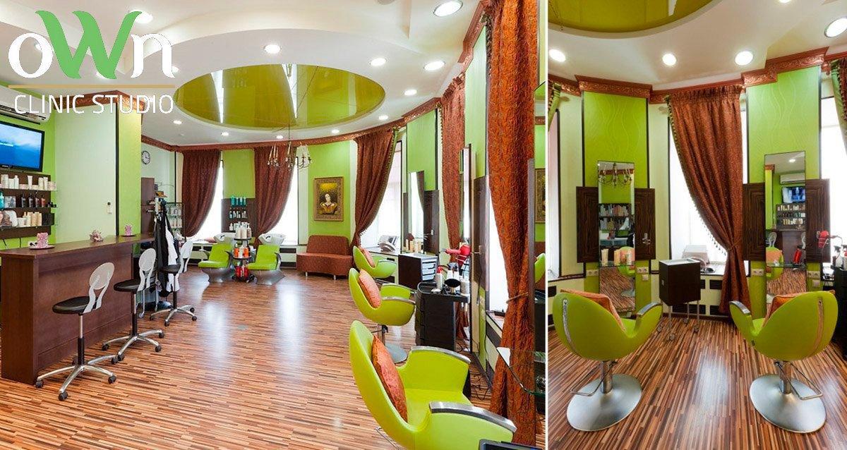 Скидки до 83% на парикмахерские услуги на Курской