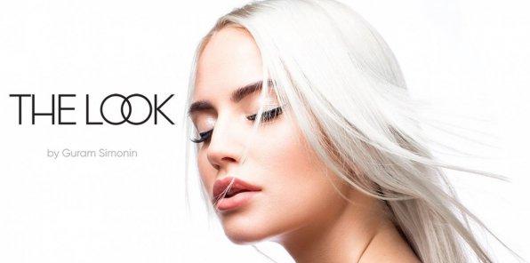 Скидки до 58% от студии красоты THE LOOK by Guram Simonin
