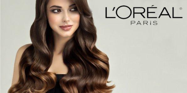 Скидки до 82% на услуги для волос в студии красоты L'OREAL