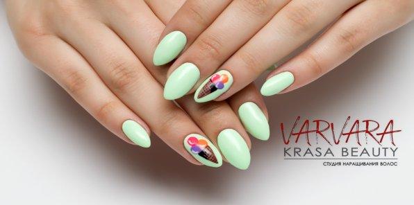 Скидки до 46% на ногтевой сервис в Varvara Krasa Beauty