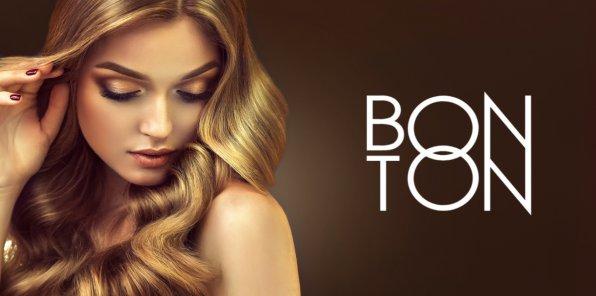 Скидки до 75% на услуги для волос в клубе красоты BonTon