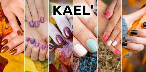 Скидки до 50% на ногтевой сервис в студии красоты KAEL