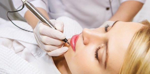 Скидки до 93% на перманентный макияж и наращивание ресниц