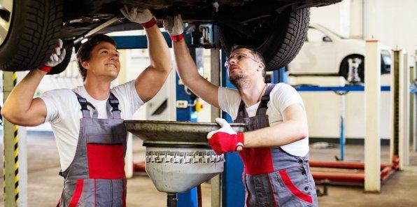 Скидки до 56% на покраску, кузовной ремонт