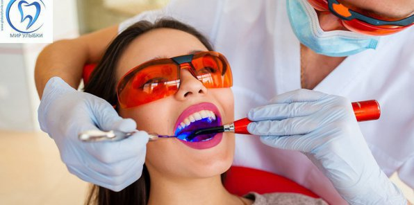 Скидки до 82% на услуги стоматологии «Мир улыбки»