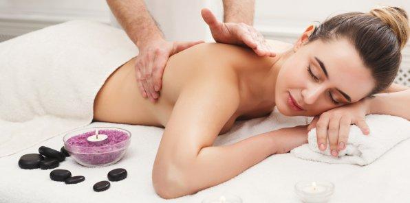 Скидки до 51% на массаж и SPA-программы