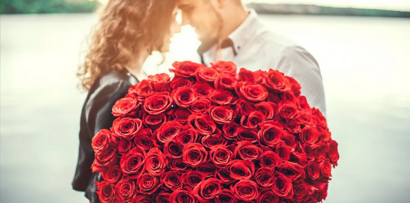 Скидки до 76% на розы из Эквадора
