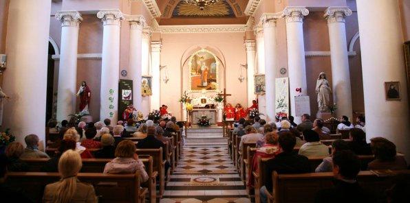Скидка 50% на органные концерты в храме св. Станислава