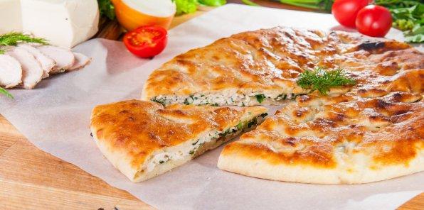Скидки до 60% на осетинские пироги и пиццу