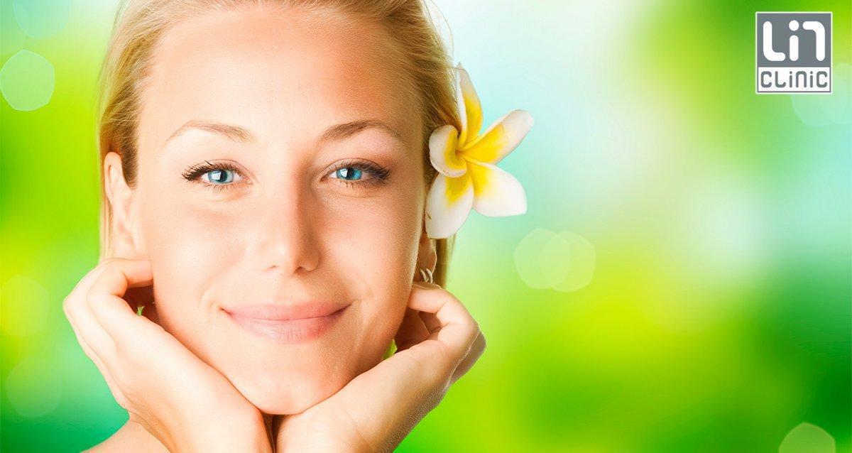 Скидки до 50% на косметологию в «ЛинКлиник» + подарки*!