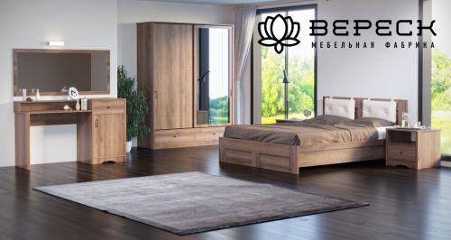 Дополнительная скидка 10% на весь ассортимент мебели в интернет-магазине фабрики «Вереск»