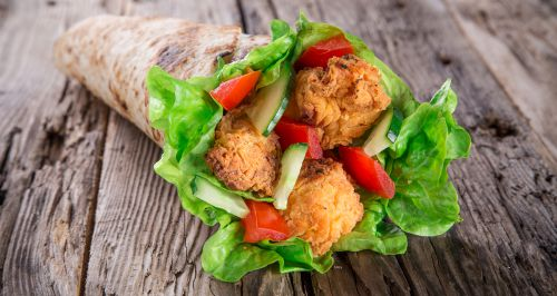 Фаст-фуд дома: домашние бургеры и шаурма