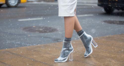 Модная обувь на весну: что покупать?