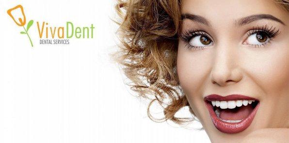 Скидки до 78% на услуги стоматологии «Вивадент»