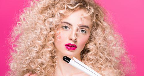 Скидки до 50% на биозавивку и выпрямление волос