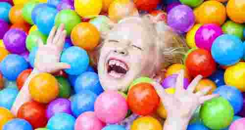 Скидки до 50% от детской игровой площадки KIDSLAND