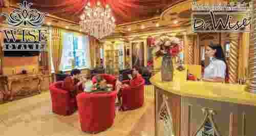 Скидки до 65% в салоне Wise Royal SPA на Невском