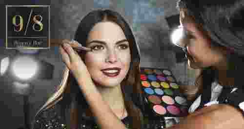 Скидка 40% на услуги визажиста в Beauty Bar 9/8